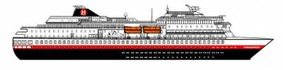 MS FINNMARKEN / © by Hurtigruten GmbH