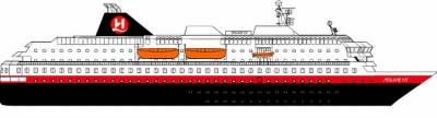 MS POLARLYS / © by Hurtigruten GmbH